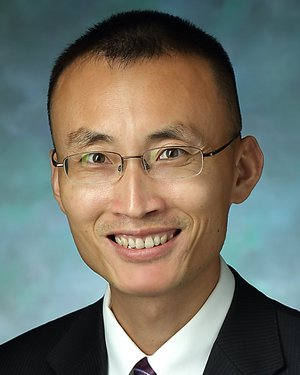 Photo of Dr. Shizhong Han, Ph.D.