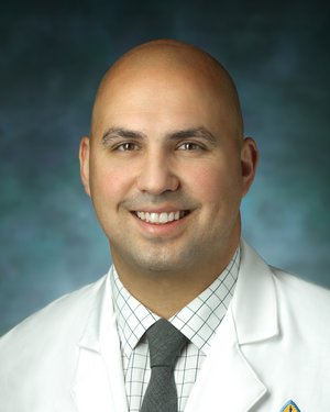 Photo of Dr. Justin Omar Benabdallah, M.D.