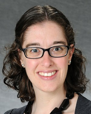 Photo of Dr. Amelia Pousson, M.D., M.P.H.