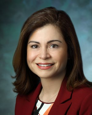 Zelia Maria Correa, M.D., Ph.D.