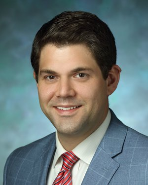 Photo of Dr. Andrew Stephen Huhn, Ph.D.