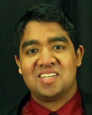 Photo of Dr. Kunal Sailesh Parikh, Ph.D.