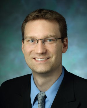 Photo of Dr. Mark John Ranek, Ph.D.