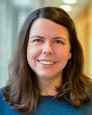 Photo of Dr. Sarah R. Amend, Ph.D.