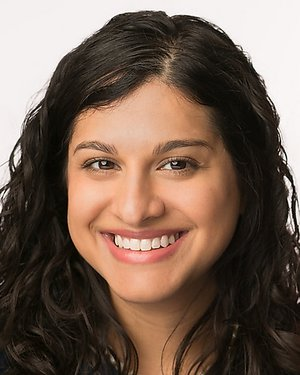 Photo of Dr. Sarina Sahetya, M.D., M.H.S.