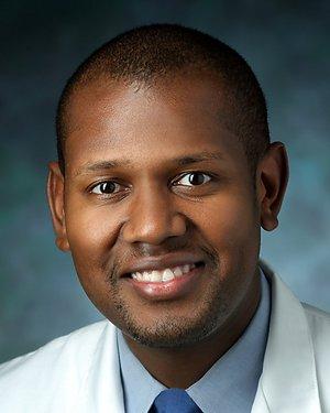 Photo of Dr. Thomas Kofi Mensah Cudjoe, M.D., M.P.H.