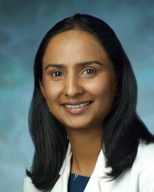 Photo of Dr. Rajani Sebastian, Ph.D.