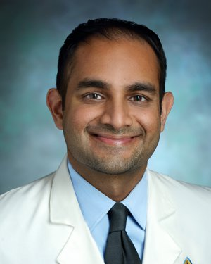 Photo of Dr. Rajarsi Mandal, M.D.