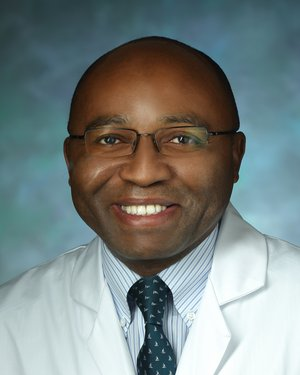 Photo of Dr. Justin B. Echouffo Tcheugui, M.D., M.Phil., Ph.D.