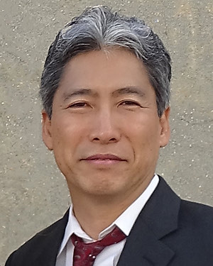 Photo of Dr. Masanobu Komatsu, Ph.D.