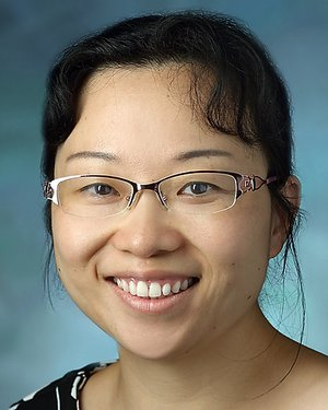 Photo of Dr. Xiangrong Kong, Ph.D.