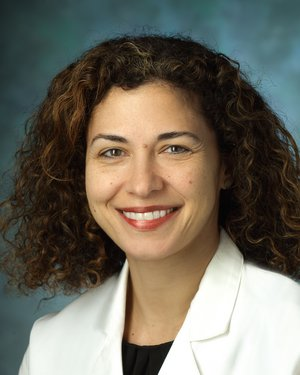 Photo of Dr. Aline Charabaty Pishvaian, M.D.