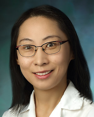Photo of Dr. Ying Wang, M.D., Ph.D.
