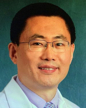 Photo of Dr. Chengshui Zhao, M.D., Ph.D.