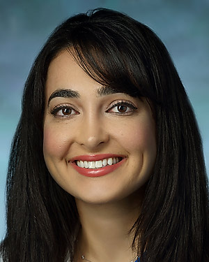 Photo of Dr. Elham Afghani, M.D., M.P.H.