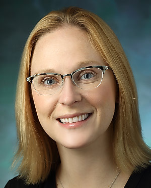 Photo of Dr. Emily Southard Rao, M.A., M.D.