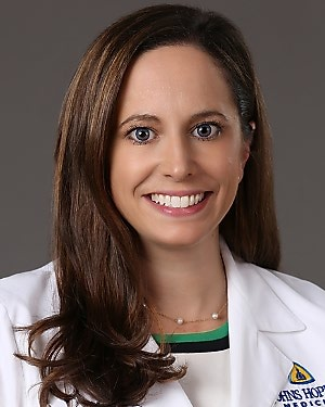 Photo of Dr. Kelly Jeanne Lafaro, M.D., M.P.H.