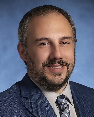 Photo of Dr. Mark D. Zarella, Ph.D.