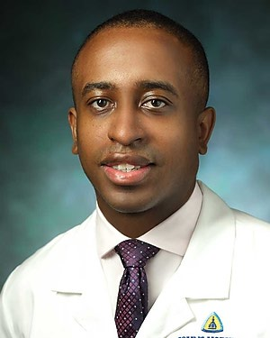 Photo of Dr. Kemar Earl Green, D.O.
