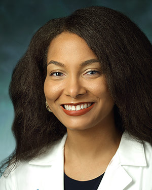 Photo of Dr. Sabra Chrystina Lewsey, M.D., M.P.H.