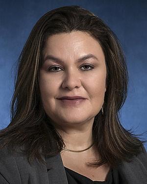 Photo of Dr. Eliana Ferreira Ribeiro Duraes, M.B.A., M.D., M.Sc., Ph.D.
