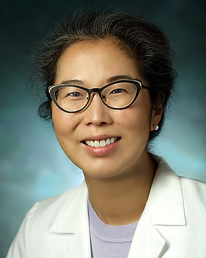 Photo of Dr. Fong Liu, M.D., M.P.H.