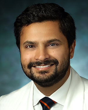 Photo of Dr. Vishal Hegde, M.D.