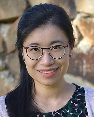 Photo of Dr. Danfeng Cai, Ph.D.