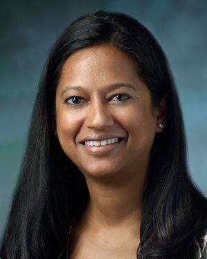 Photo of Dr. Rasika Ann Mathias, Sc.D.