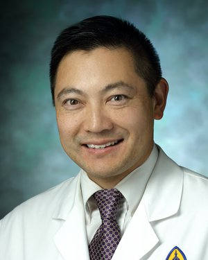 Photo of Dr. Edbert Brian Hsu, M.D., M.P.H.