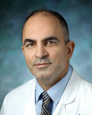 Photo of Dr. Christos Savvas Georgiades, M.D., Ph.D.