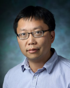 Photo of Dr. Feng-Quan Zhou, Ph.D.