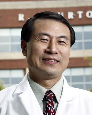 Photo of Dr. Sean Xiao Leng, M.D., Ph.D.