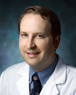 Photo of Dr. Peter VanDoren Johnston, M.D.