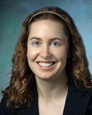 Photo of Dr. Lauren H. Nicholas, Ph.D.