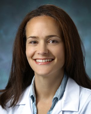 Photo of Dr. Nadia Nathalie Hansel, M.D., M.P.H.