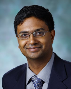 Photo of Dr. Pradeep Yammanuru Ramulu, M.D., Ph.D.