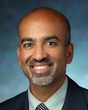 Photo of Dr. Arun Venkatesan, M.D., Ph.D.