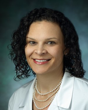 Photo of Dr. Rachel Lyn Johnson Thornton, M.D., Ph.D.