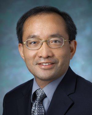 Photo of Dr. Tza-Huei Wang, M.S., Ph.D.