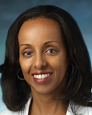 Photo of Dr. Tigist Hailu, M.D.