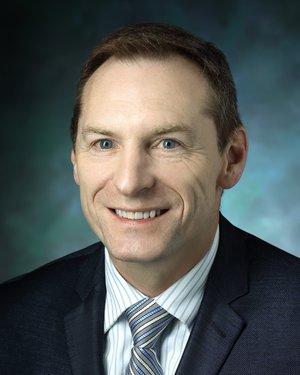 Photo of Dr. Brian O'Rourke, Ph.D.