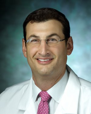 Photo of Dr. Alexander Hillel, M.D.