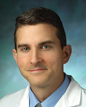 Photo of Dr. Justin Richard Bailey, M.D., Ph.D.