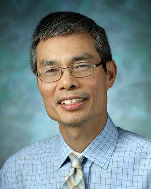 Photo of Dr. Jinyuan Zhou, Ph.D.