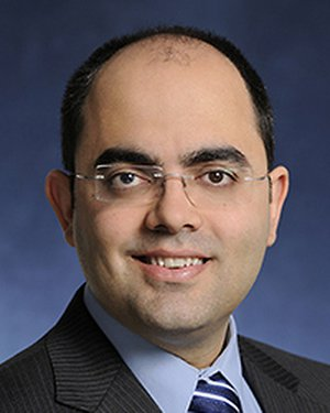 Photo of Dr. Hadi H.K. Kharrazi, M.D., M.S., Ph.D.