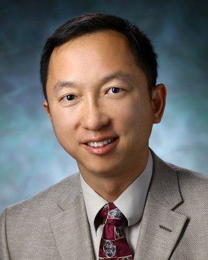 Photo of Dr. Dax Fu, Ph.D.