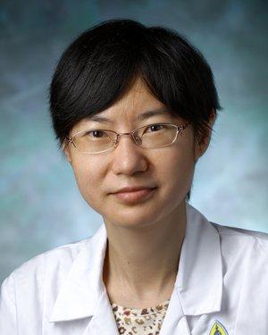 Photo of Dr. Jingyan Xu, M.S., Ph.D.