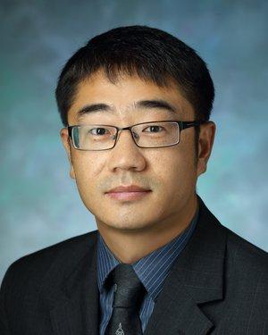 Photo of Dr. Qin Qin, M.S., Ph.D.