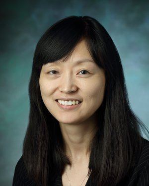 Photo of Dr. Peiying Liu, Ph.D.